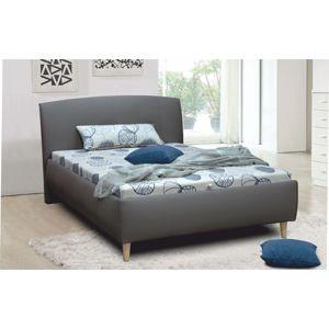 Kasvo TRIFON 4 postel 140 cm ekobílá/C04 vzor